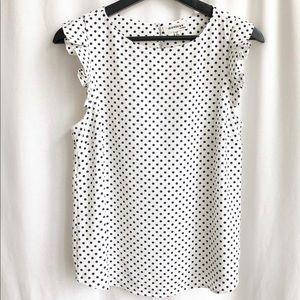 Monteau sleeveless blouse